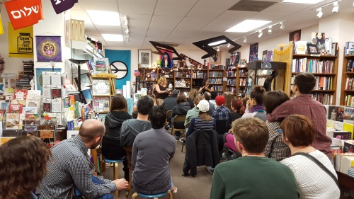 eli speaking at bookwoman with sign interpreter copy.jpg